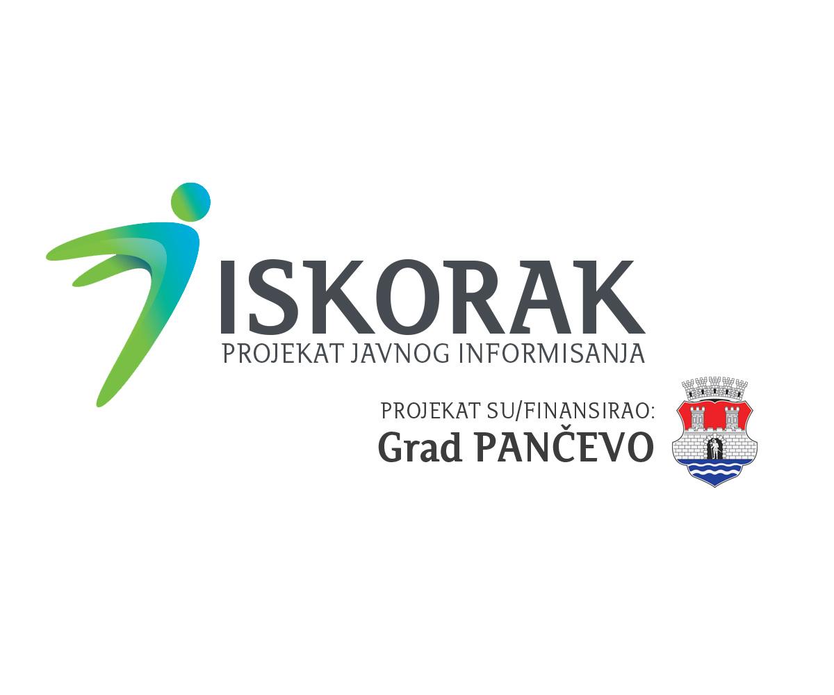 Iskorak-Logo-Pancevo